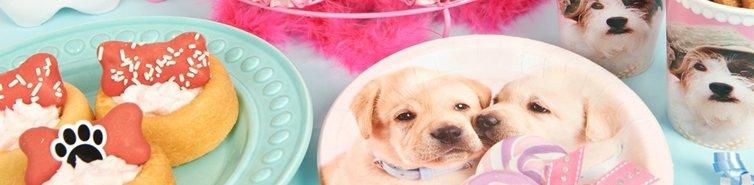 rachelhale Glamour Dogs Party Supplies