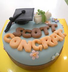 Congrats Graduation Cake