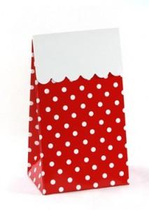Polka Dot Treat Boxes